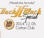 Meglepetéssel készül a Back II Black