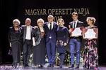 Képes beszámoló – díjeső a Magyar Operett Napján