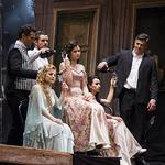 Lili bárónőt ünnepelték az Operettszínházban – képekben