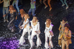 A nézőkkel együtt táncoltak a Mamma Mia! szereplői