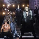 István, a Király az Operettszínházban – Koppány, a sztár