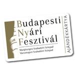 Varázsos nyári esték a BNYF ajándékkártyáján