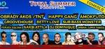 A 90-es évek magyar sztárjai a Total Summer fesztiválon