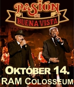 A zseniális Pasion de Buena Vista Budapesten lép fel – jegyek itt