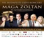 Mága Zoltán Újévi koncert: újabb világsztárok – nyerj belépőt