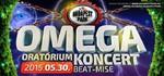 Jön az Omega beat-mise – jegyek itt