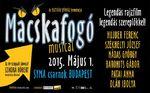 Macskafogó musical Budapesten – jegyvásárlás, szereposztás