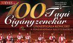 Zeneakadémia: 30 éves a 100 Tagú Cigányzenekar – jegyek itt