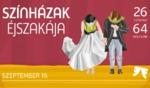 Színházak Éjszakája 2015: Budapesti Operettszínház program