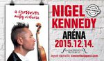 Nigel Kennedy duplakoncert Budapesten – jegyek itt