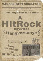 Utoljára a Sátorban: HitRock