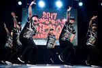 Ötszáz táncos vett részt a hip hop versenyen