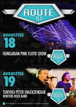 Pink Floyd Show és Tunyogi Péter emlékezés: Előre az 51-es úton!
