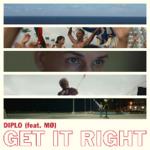 A Major Lazer tagja új dallal jelentkezett: íme a Get It Right (feat. MØ)