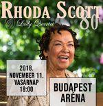 Kiderült, hogy ki lesz Rhoda Scott magyar sztárvendége