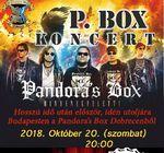 Hosszú idő után ismét Budapesten a P. Box!