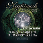Best of műsorral érkezik Budapestre a Nightwish