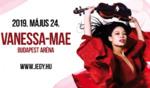 Vanessa Mae május 24-én ismét Magyarországon koncertezik! Jegyek itt
