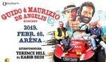 Két legendás színész az Arénában – jegyek itt