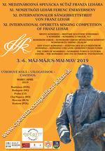 Indul a XI. Nemzetközi Lehár Ferenc Operett Énekverseny!