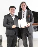 Rangos elismerést kapott a magyar zenész – Gratulálunk,Balázs János!