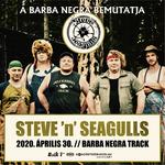 Buddapesten lép fel a Steve 'N' Seagulls – jegyek itt