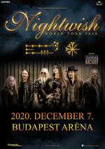 Jövőre megint jön az Arénába a Nightwish – jegyinfo itt
