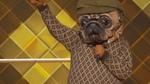 Álarcos énekes: Ő volt a Kutya álarc alatt
