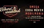 Bikers' Weekend Budapest: Omega, Edda Művek és Mobilmánia is lesz
