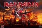 Budapest is bekerült az Iron Maiden 2021-es turnéjába