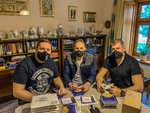 Ajándékkal lepte meg a rajongóit a magyar zenekar