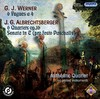 Authentic quartet: Werner, Albrechtsberger (2010)