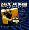 Lattmann-Csanyi Quartet: A walk on the beach  (2010)